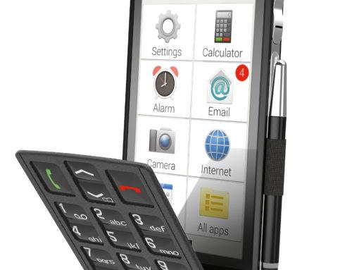 Emporia S1 Smartphone mit Tasten