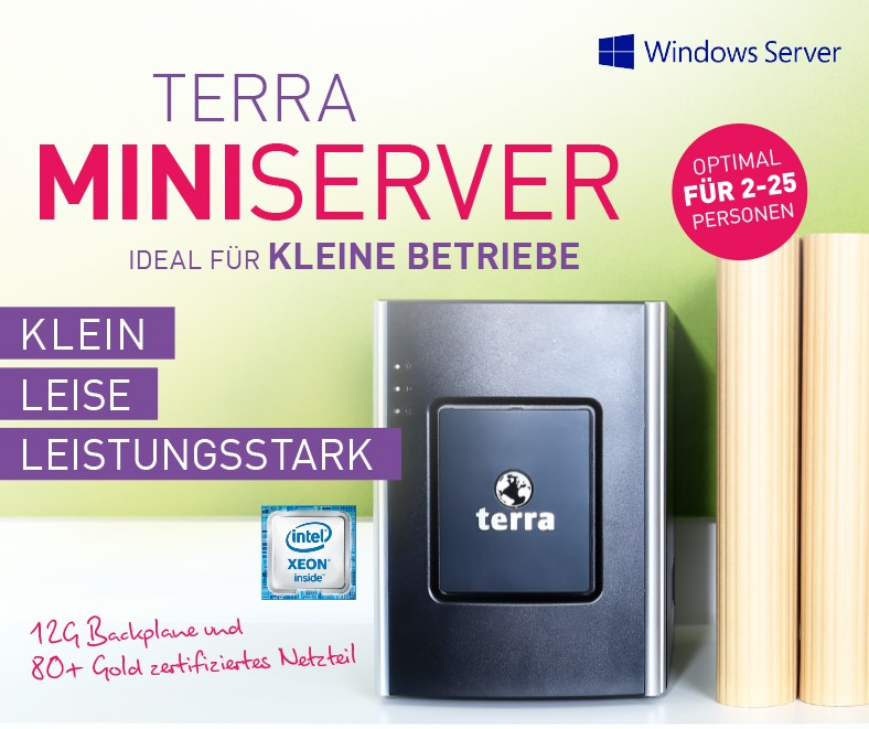 TERRA Miniserver
