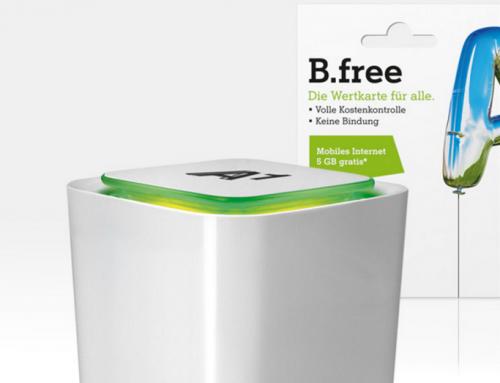 B.free Net Cube-Internet