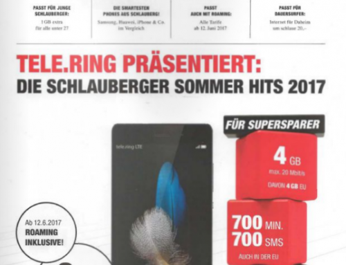 tele.ring Folder Juni 2017