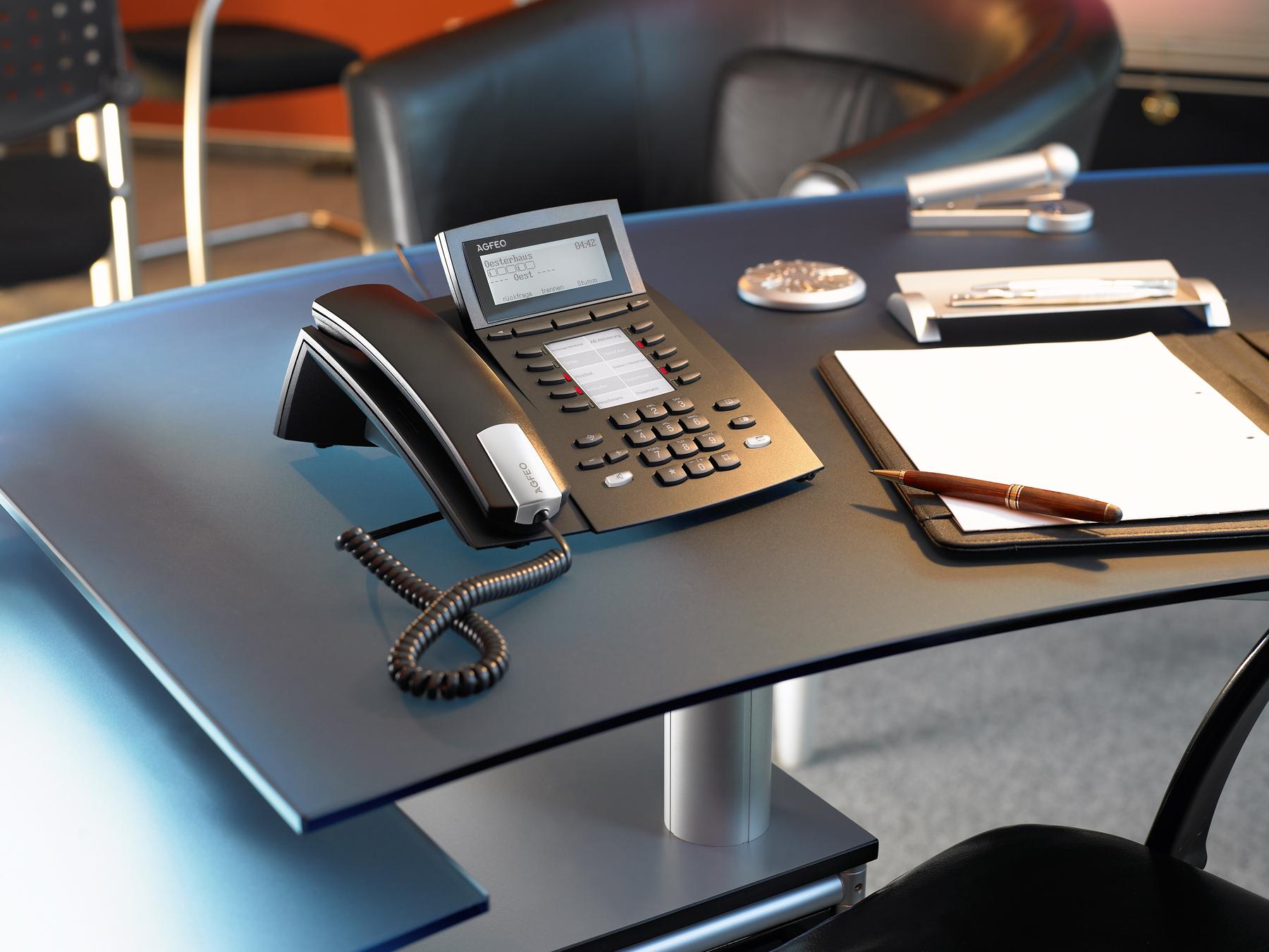 ISDN Telefonanlage für Volksschule