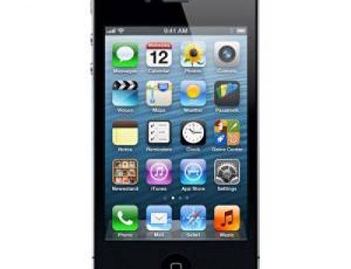 iPhone 4 Abverkauf