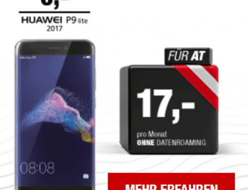 Huawei P9 Lite 2017 Aktion
