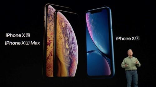 iPhone XR XS und XS Max Bestellung
