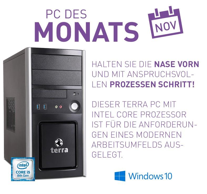 PC des Monats November 2018