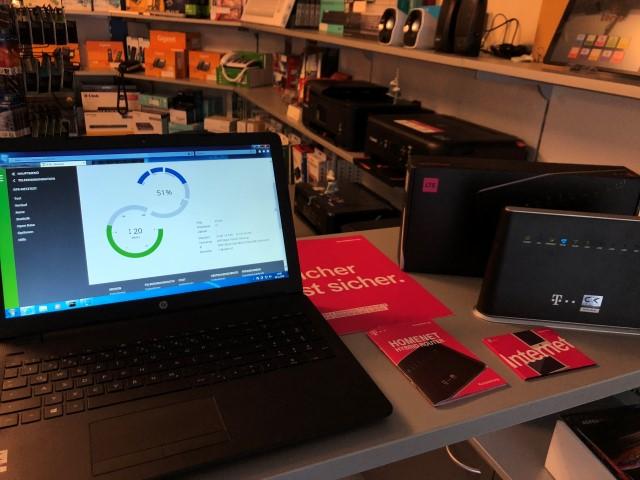Notebook und Internet fix und fertig zum mitnehmen aus Grieskirchen