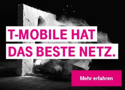 T-Mobile hat das beste Netz Österreichs