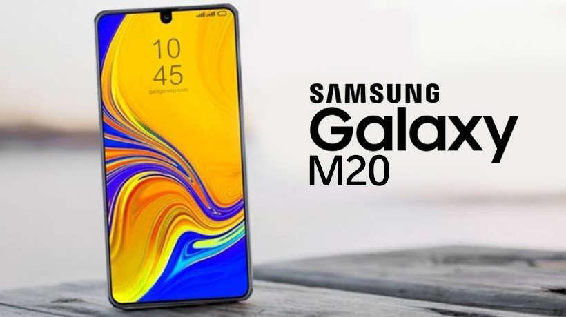 Samsung M20 in Grieskirchen lagernd