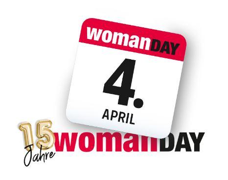 Special: WOMAN DAY für Frauen und Männer