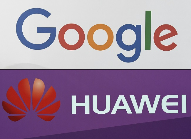 Situation Google Huawei