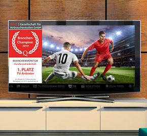 A1 TV – Alle Sender – 1 Anbieter