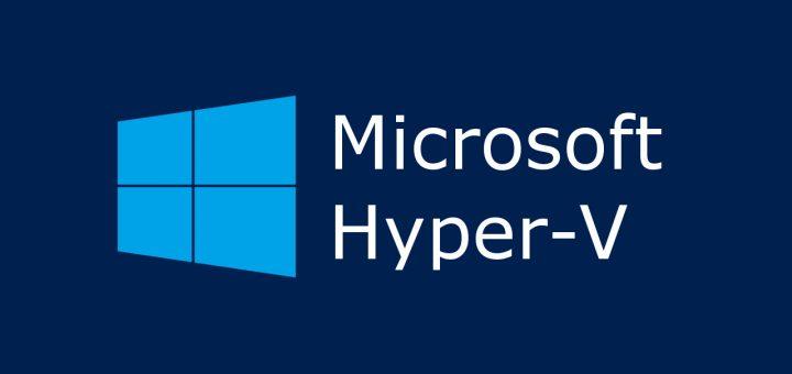 Schulung Microsoft Virtualisierung Hyper-V mit Server 2019